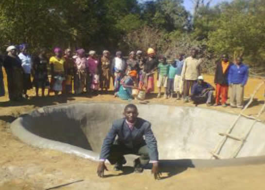 Mozambique Water Project