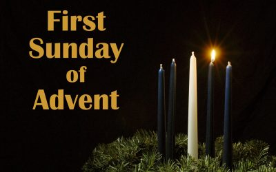 Worship Resources: Sunday, November 29, 2020: First Sunday in Advent
